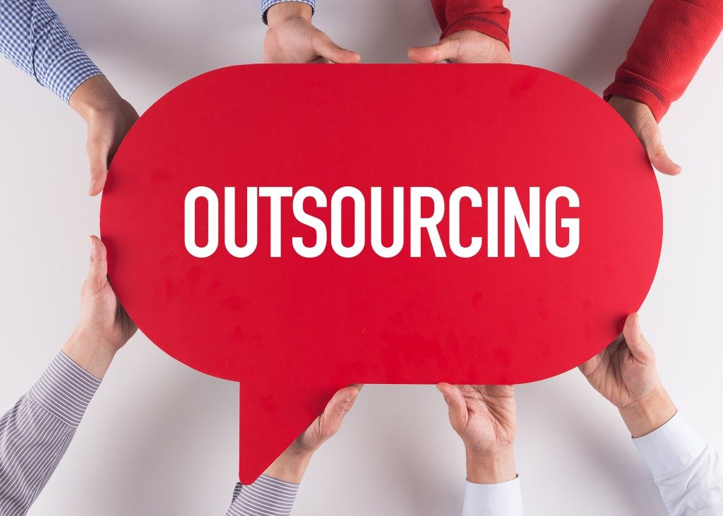 outsourcing employees