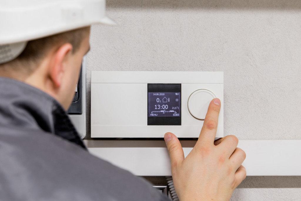 thermostat repair