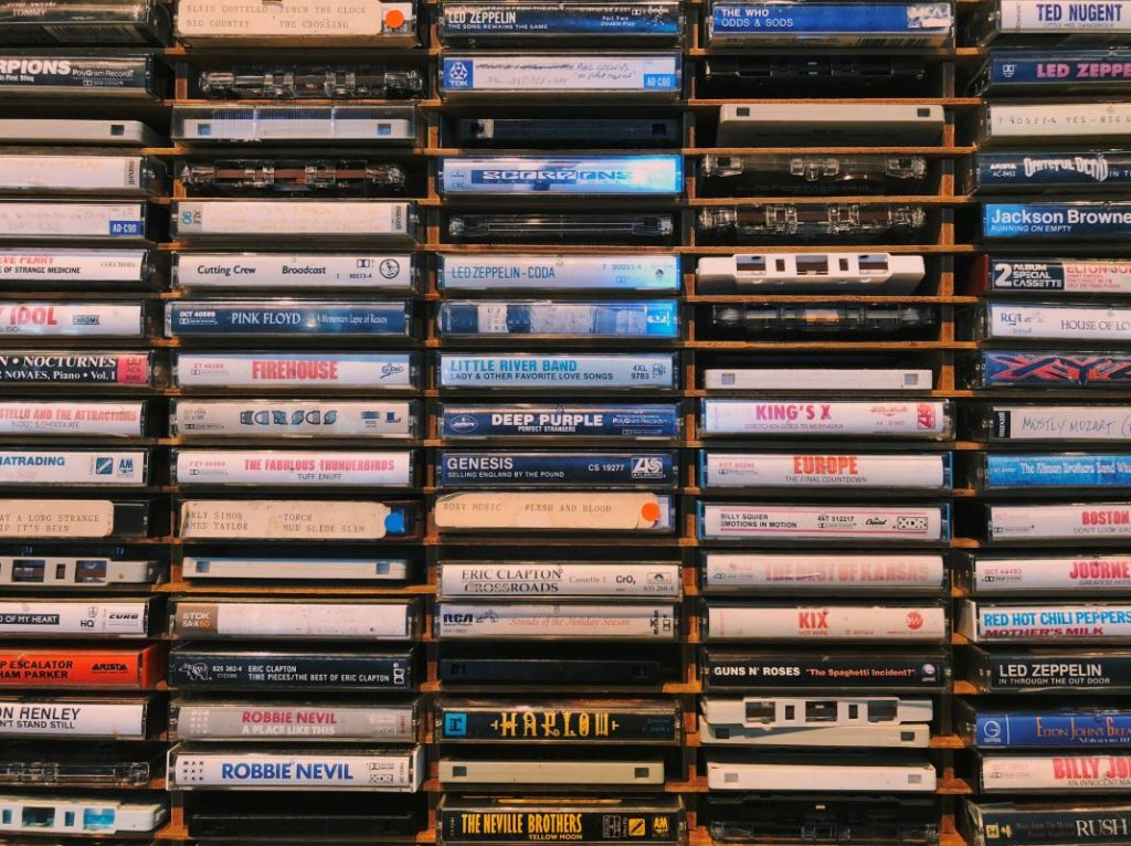 cassette collection